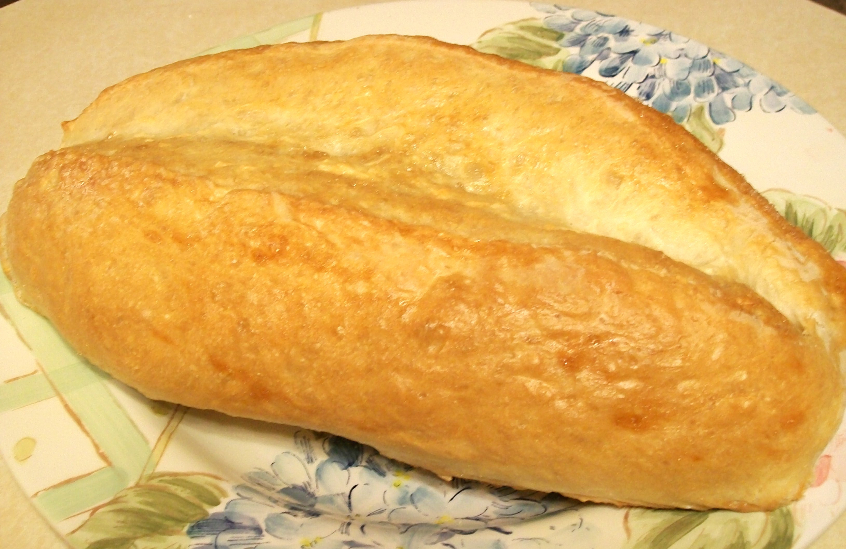 Rustic Italian Bread  Rustic Italian Bread – Dough Made in Bread Machine