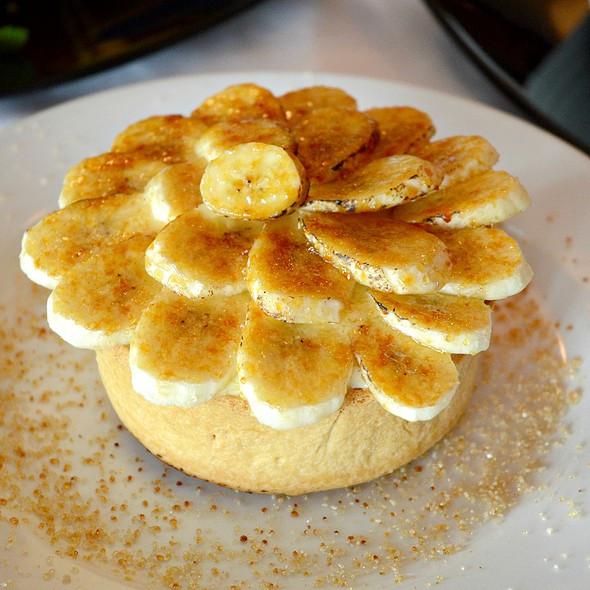 Ruth Chris Desserts  Ruth s Chris Steak House Caramelized Banana Cream Pie