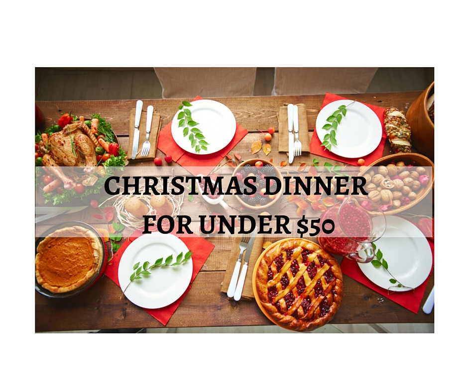 Safeway Holiday Dinners  Christmas Dinner for Under $50 Super Safeway