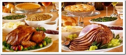 Safeway Holiday Dinners  safeway christmas turkey dinner 2011