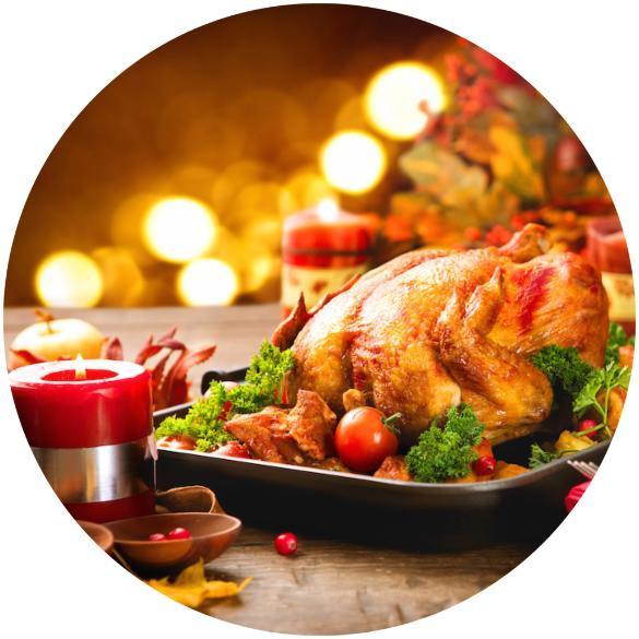 Safeway Thanksgiving Dinner 2017  Turkey Dinner Delivery Hope Grows