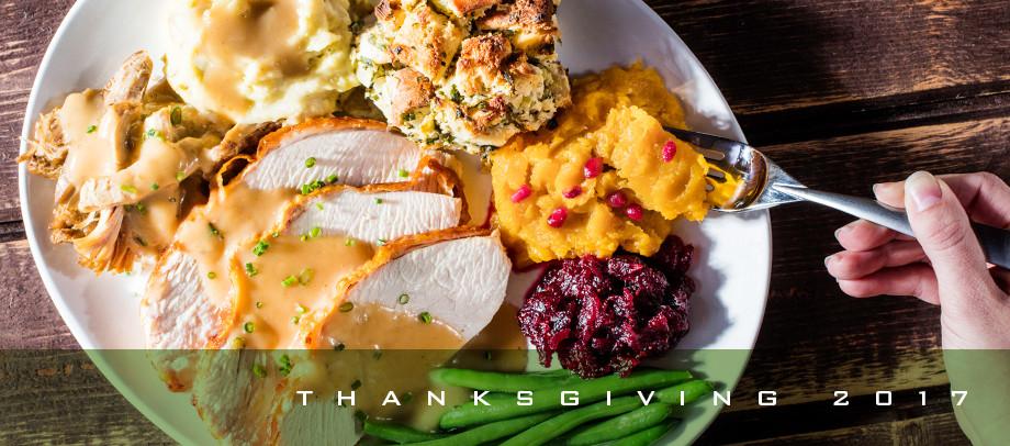 Safeway Thanksgiving Dinner 2017  Traditional Thanksgiving Dinner Menu