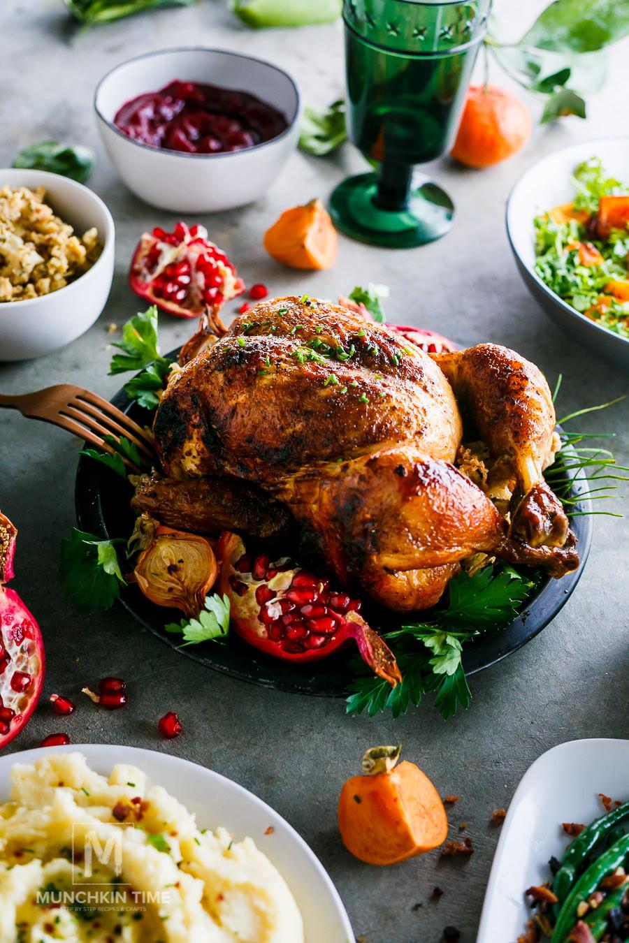 Safeway Thanksgiving Dinner 2017  7 Thanksgiving Dinner Ideas 2017 Munchkin Time