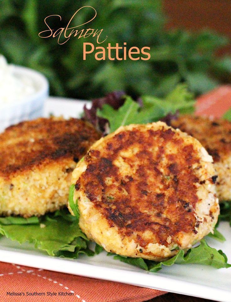 Salmon Patties With Cornmeal  1000 ideas about Salmon Croquettes on Pinterest