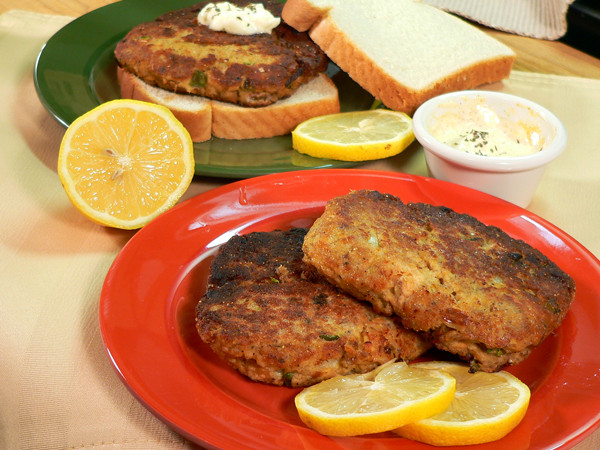 Salmon Patties With Cornmeal  Recipe For Salmon Croquettes With Cornmeal