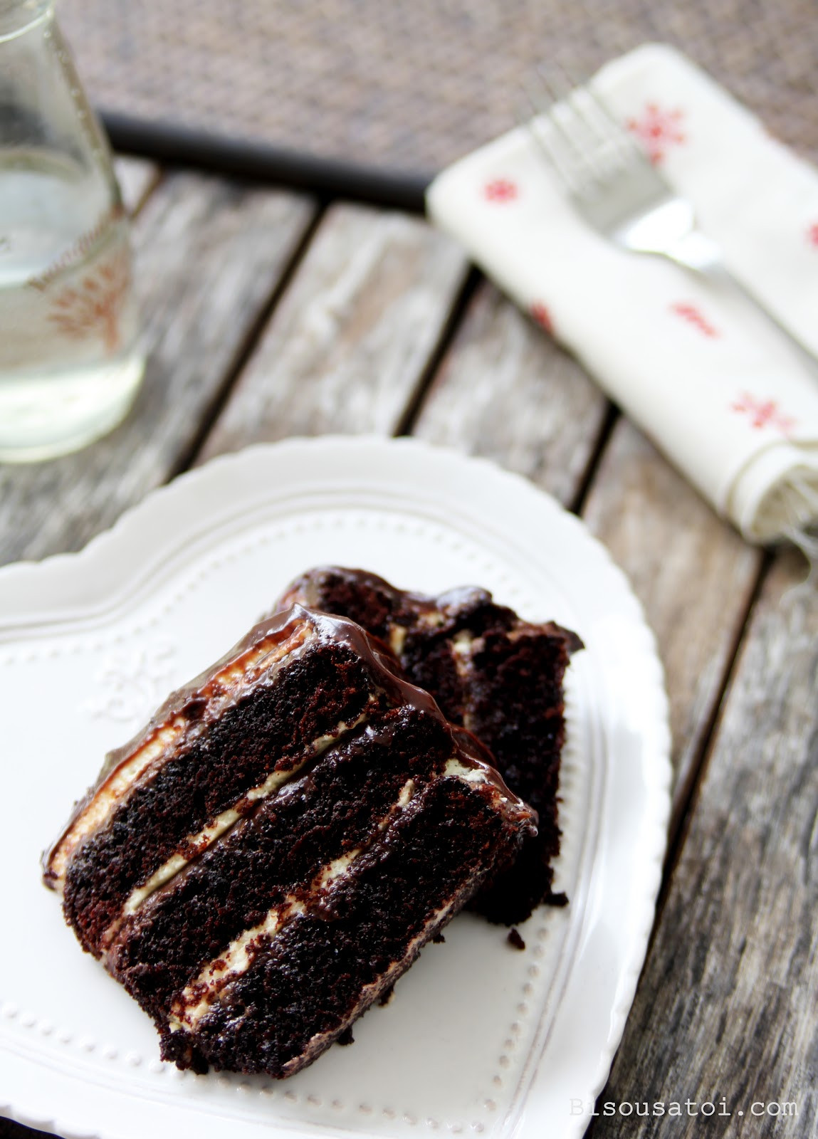 Salted Caramel Chocolate Cake  Salted Caramel Chocolate Cake Bisous À Toi