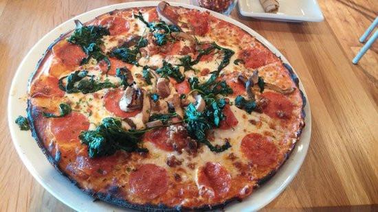 Sauce Pizza And Wine  Sauce Pizza & Wine Tucson 5285 E Broadway Blvd Menu