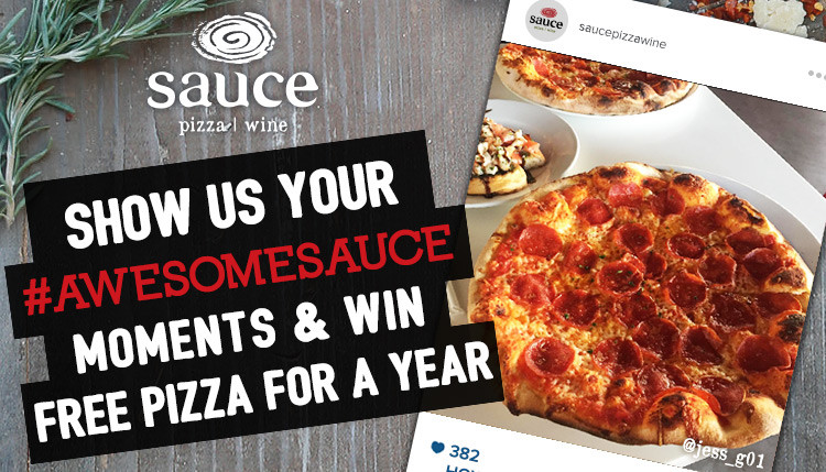 Sauce Pizza And Wine  Awesome Sauce Contest Sauce Pizza & Wine