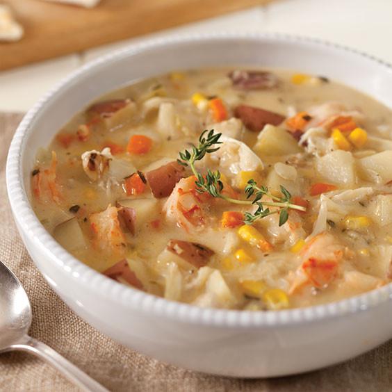 Seafood Chowder Recipes  Seafood Chowder