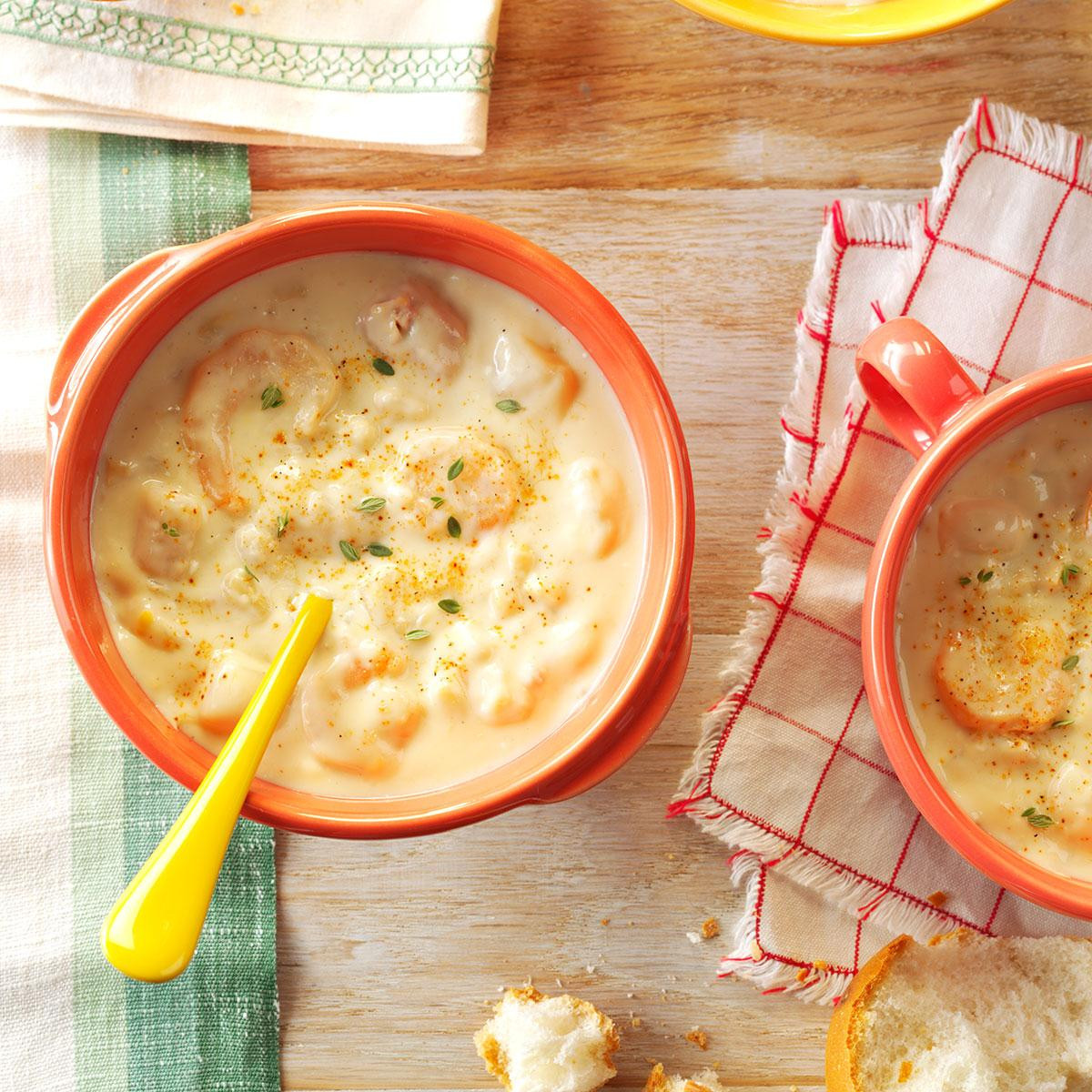 Seafood Chowder Recipes  Shrimp Chowder Recipe