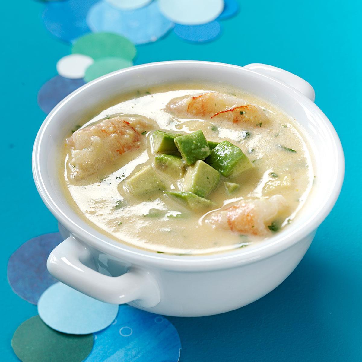 Seafood Chowder Recipes  Coconut Shrimp Chowder Recipe