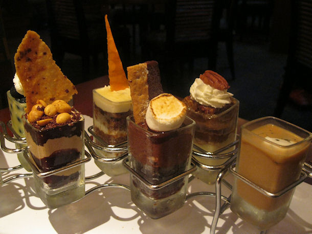 Seasons 52 Desserts  Seasons 52 Introduces Three New Mini Indulgence Desserts