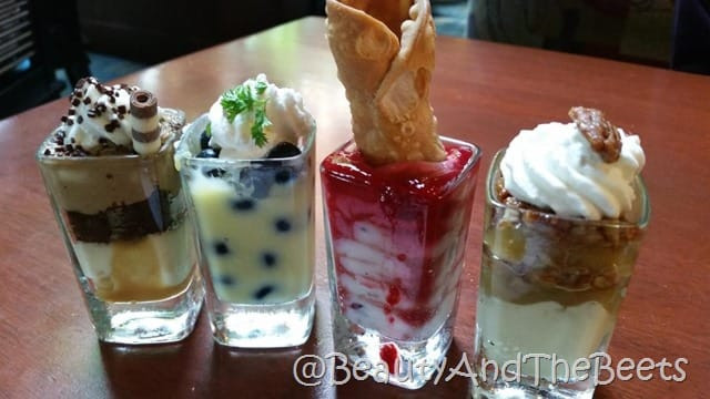 Seasons 52 Desserts  Seasons 52 desserts menu