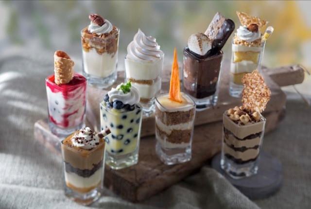 Seasons 52 Desserts  seasons 52 phoenix Taste