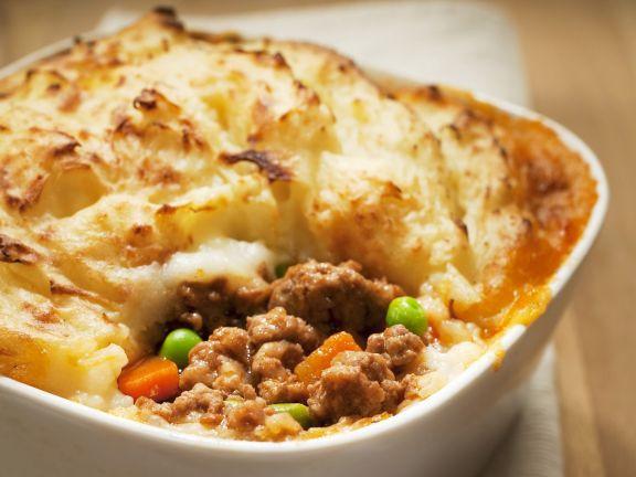 Shepherd'S Pie Recipes  Hackfleischauflauf mit Kartoffelhaube Shepherd s Pie