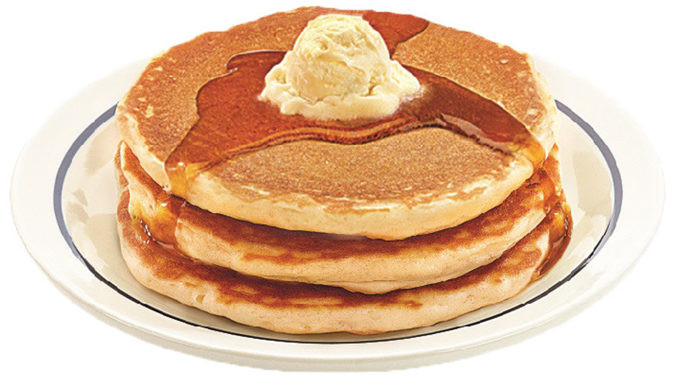 Short Stack Pancakes  59 Cent Short Stack Pancakes At IHOP July 18 2017