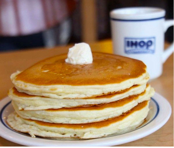 Short Stack Pancakes  Today only $1 Short Stack Buttermilk Pancakes at IHOP