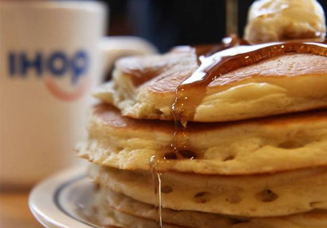 Short Stack Pancakes  $0 50 Pancakes at IHOP Today ly
