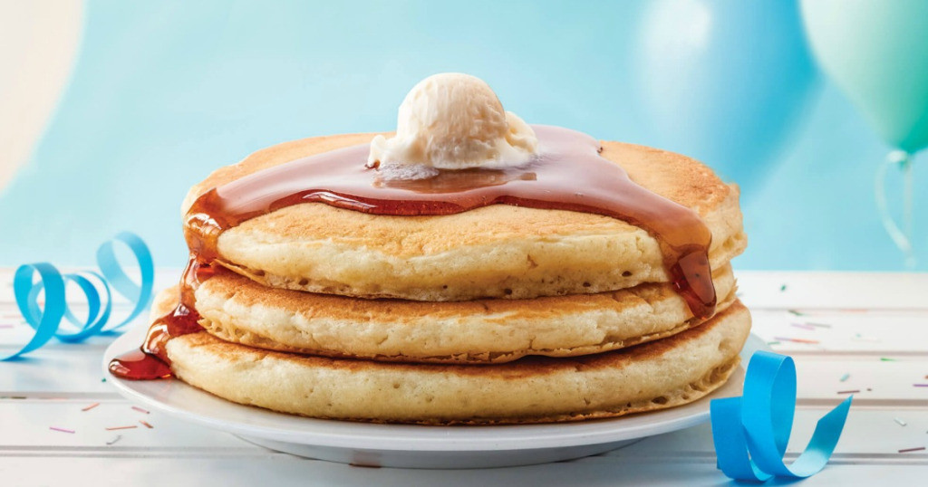 Short Stack Pancakes  59¢ Short Stack of Pancakes at IHop July 18th ONLY Wheel