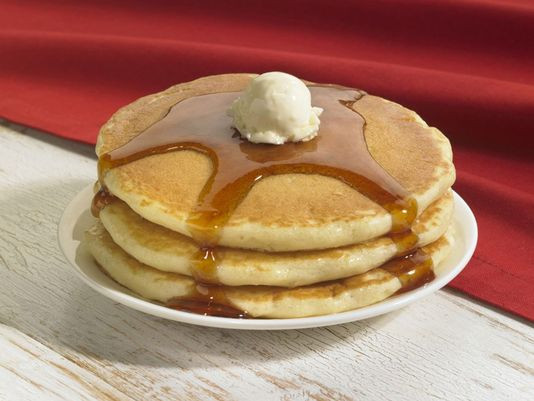 Short Stack Pancakes  Free IHOP is giving away pancakes Tuesday