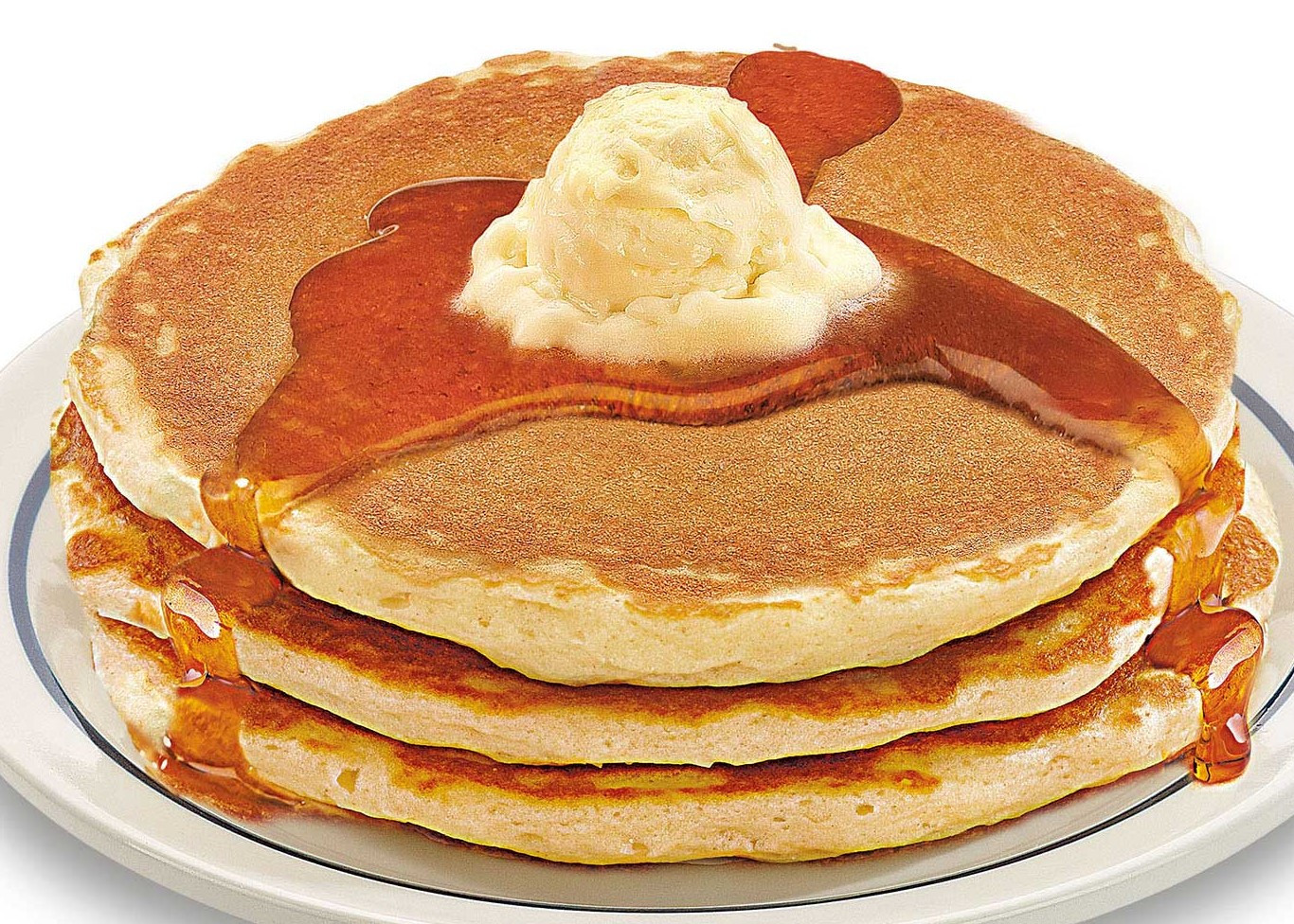 Short Stack Pancakes  IHOP offers 58 cent 'short stack' of pancakes today only