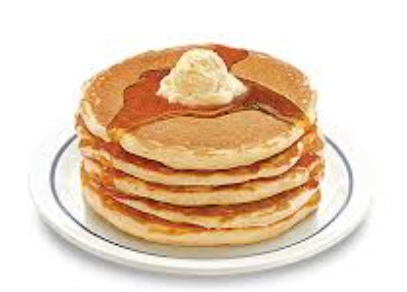 Short Stack Pancakes  IHOP Short Stack of Pancakes for $1