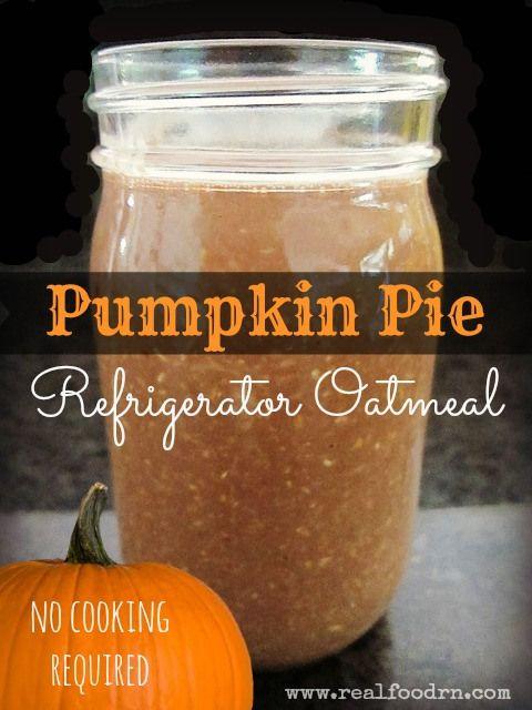 Should Pumpkin Pie Be Refrigerated  Refrigerators Pumpkin pies and Refrigerator oatmeal on