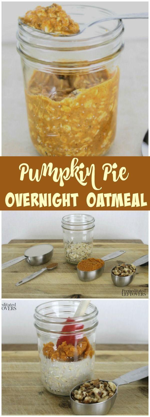 Should Pumpkin Pie Be Refrigerated  Pumpkin Pie Refrigerator Oatmeal Recipe