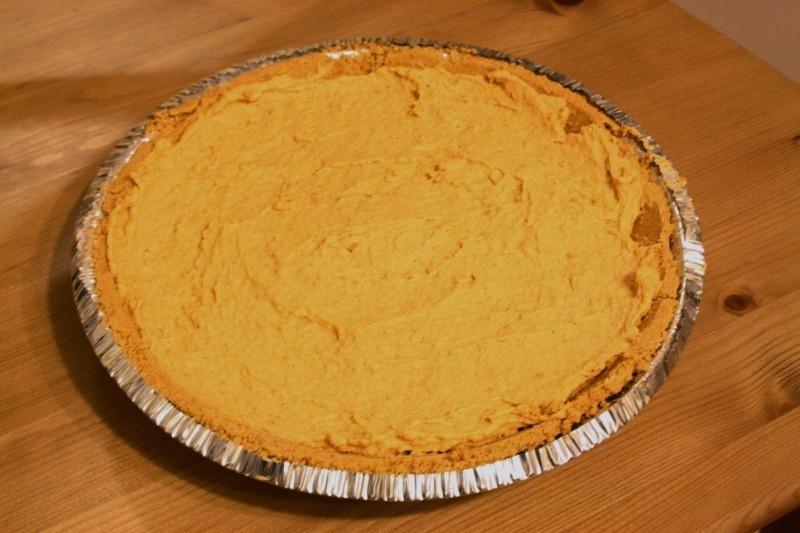 Should Pumpkin Pie Be Refrigerated  Healthy No Bake Pumpkin Pie