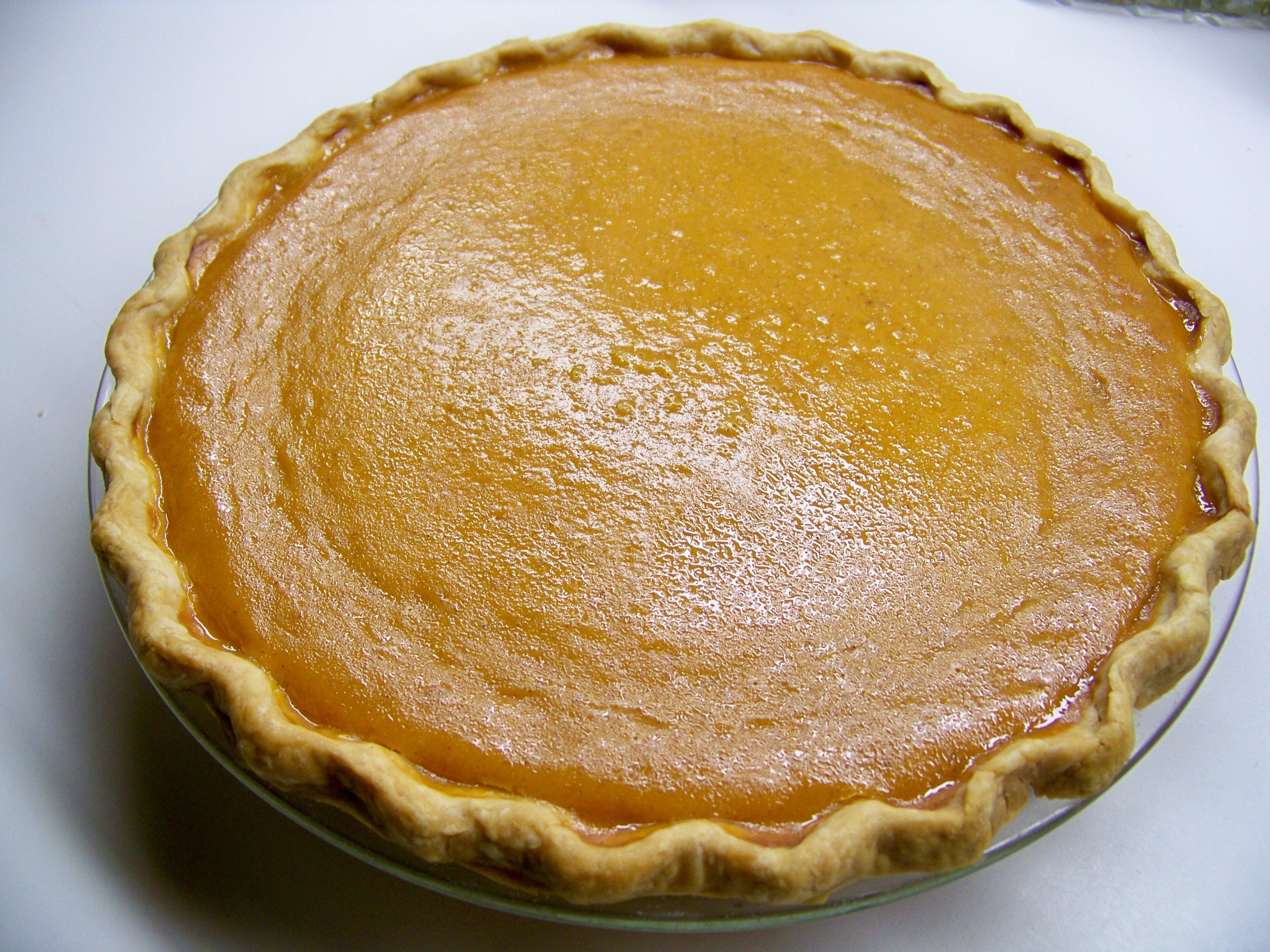Should Pumpkin Pie Be Refrigerated  Pumpkin Perfect