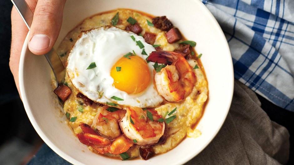 Shrimp Breakfast Recipes  12 Hot Breakfast Bowls for a Toasty Breakfast Recipe