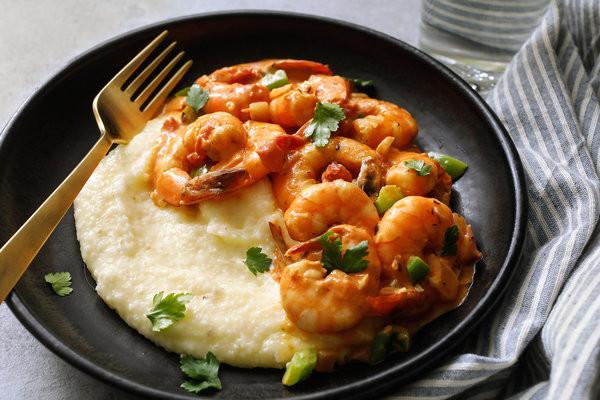 Shrimp Breakfast Recipes  Shrimp and Grits Recipe NYT Cooking