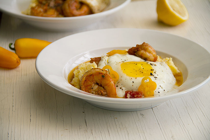 Shrimp Breakfast Recipes  23 Ways grits will steal your heart Scrumptious grits recipes