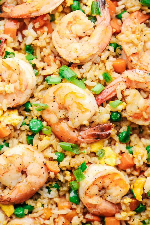 Shrimp Fried Rice  Better than Takeout Shrimp Fried Rice