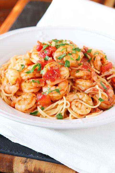 Shrimp Scampi Pasta  Shrimp Scampi Pasta