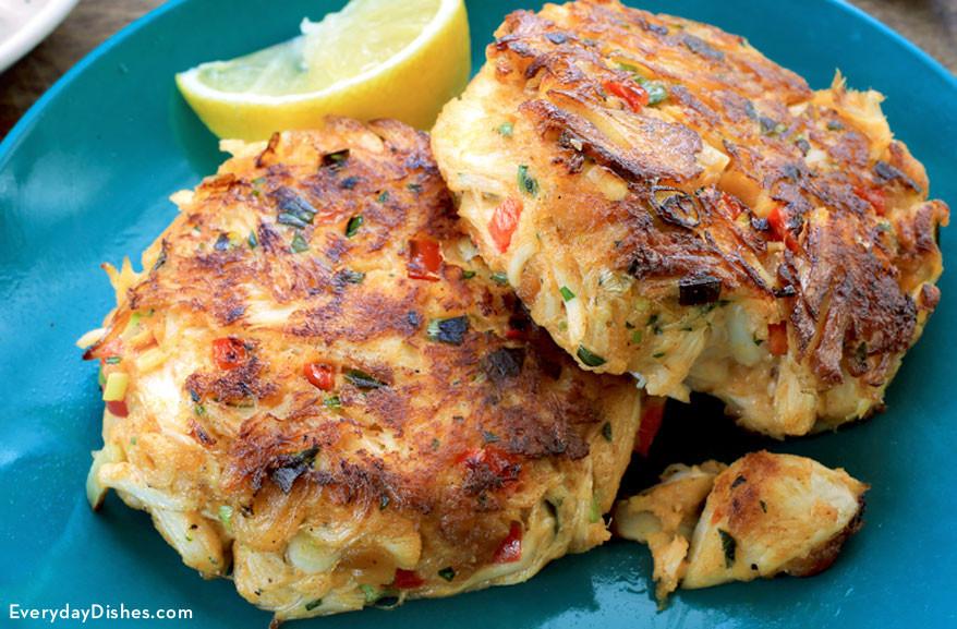 Simple Crab Cake Recipe  Melt in your Mouth Crab Cakes Recipe