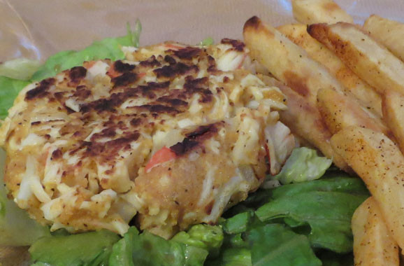 Simple Crab Cake Recipe  Healthy Crab Cakes Is An Easy Recipe For Two