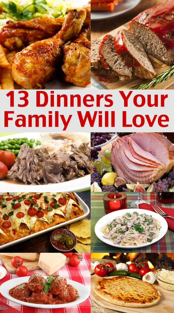 Simple Family Dinners  Top 28 Family Cing Meal Ideas 29 easy family meal