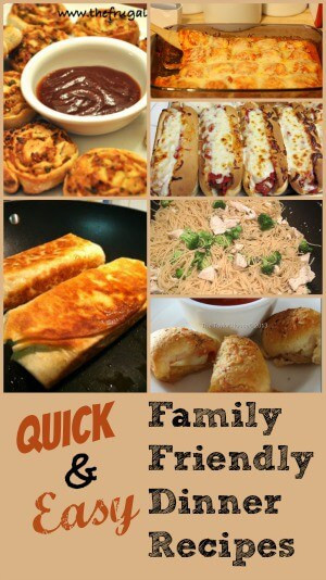 Simple Family Dinners  Quick and Easy Family Friendly Recipes Princess Pinky Girl