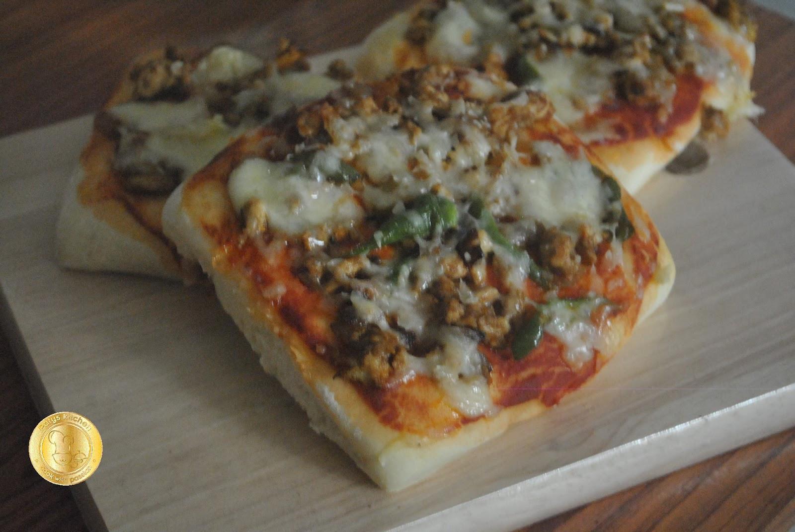 Simple Pizza Dough  PATYSKITCHEN QUICK AND EASY PIZZA DOUGH RECIPE