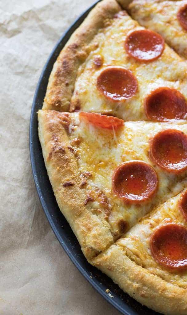 Simple Pizza Dough  easy pizza dough