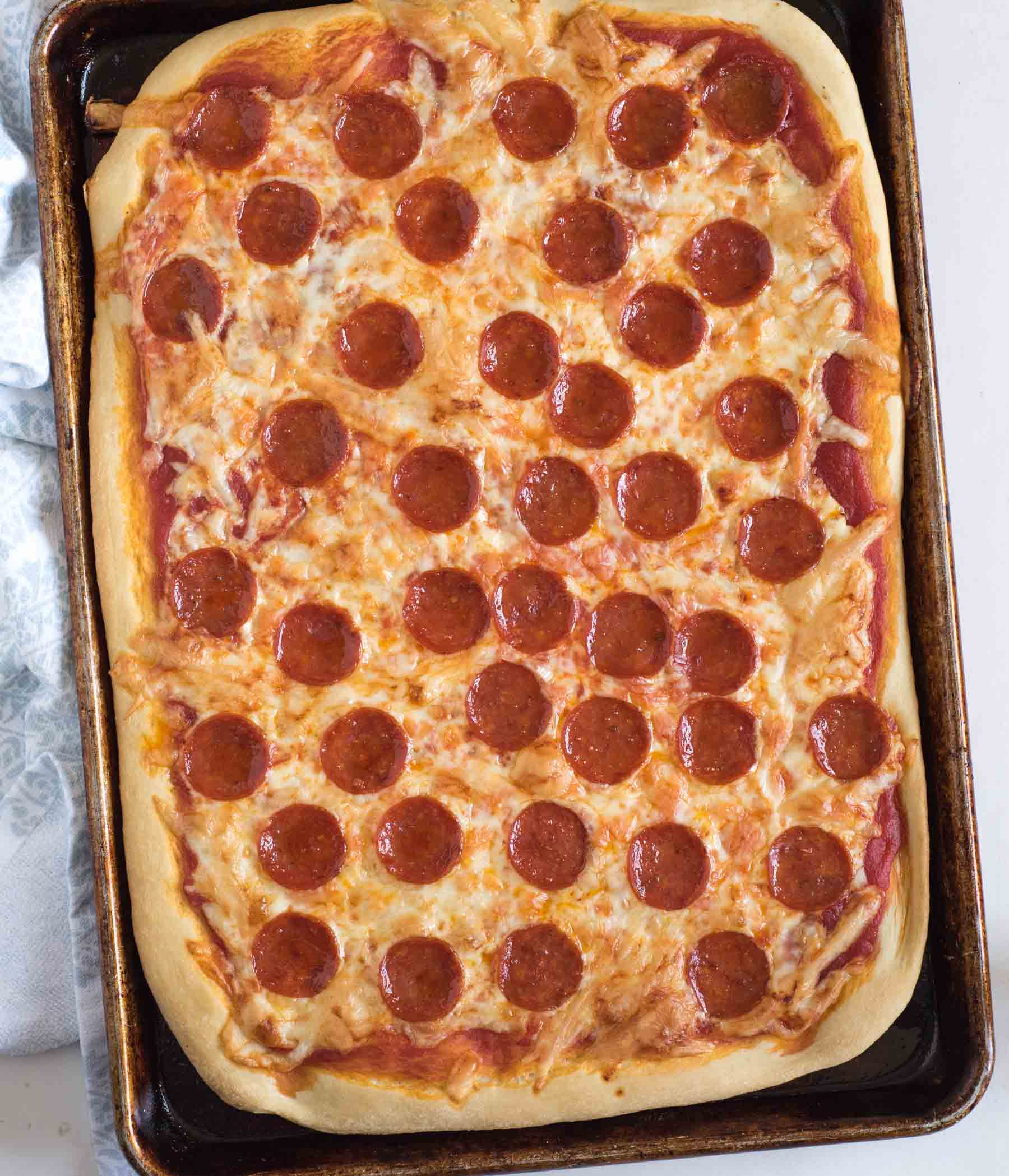 Simple Pizza Dough  The Best Easy Pizza Crust Bless This Mess