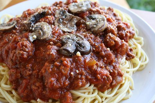 Simple Spaghetti Sauce Recipe  Simple Italian Spaghetti Sauce Recipe