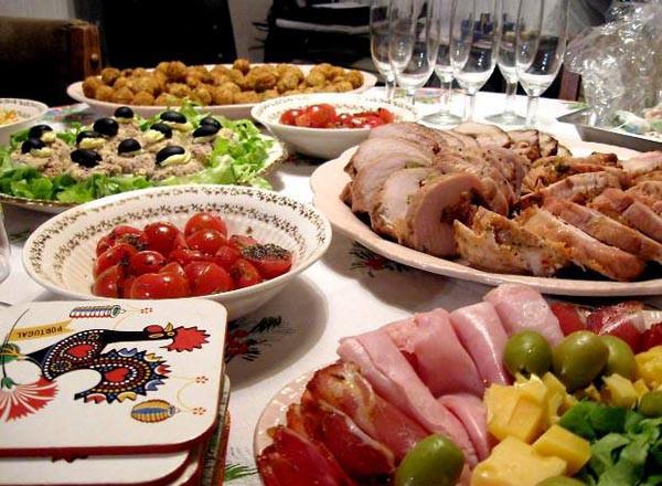 Simple Thanksgiving Dinners  Thanksgiving Dinner Menu Ideas Easyday