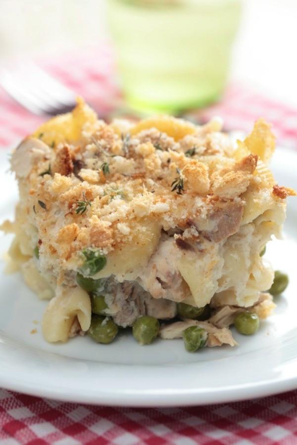 Simple Tuna Casserole  Tuna Noodle Casserole Recipes