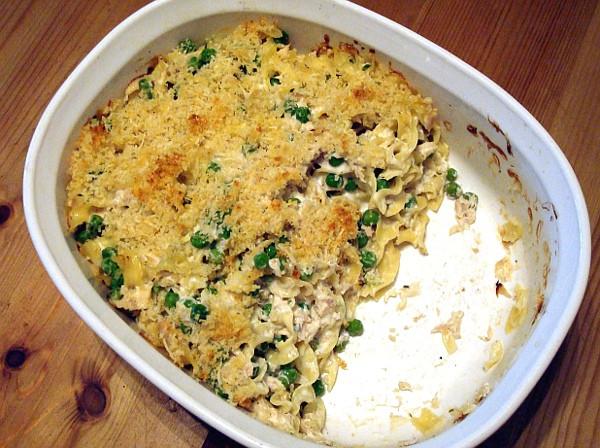 Simple Tuna Casserole  Easy tuna noodle casserole – Jane & Michael s Gourmet