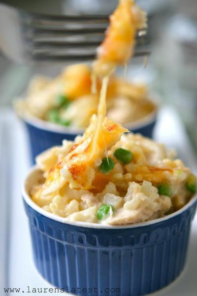 Simple Tuna Casserole  Easy Cheesy Tuna Casserole Recipe