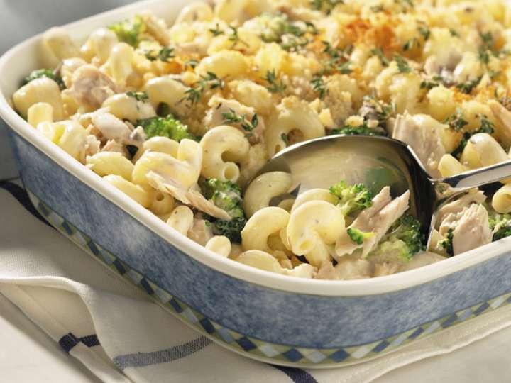 Simple Tuna Casserole  Easy Tuna Noodle Casserole
