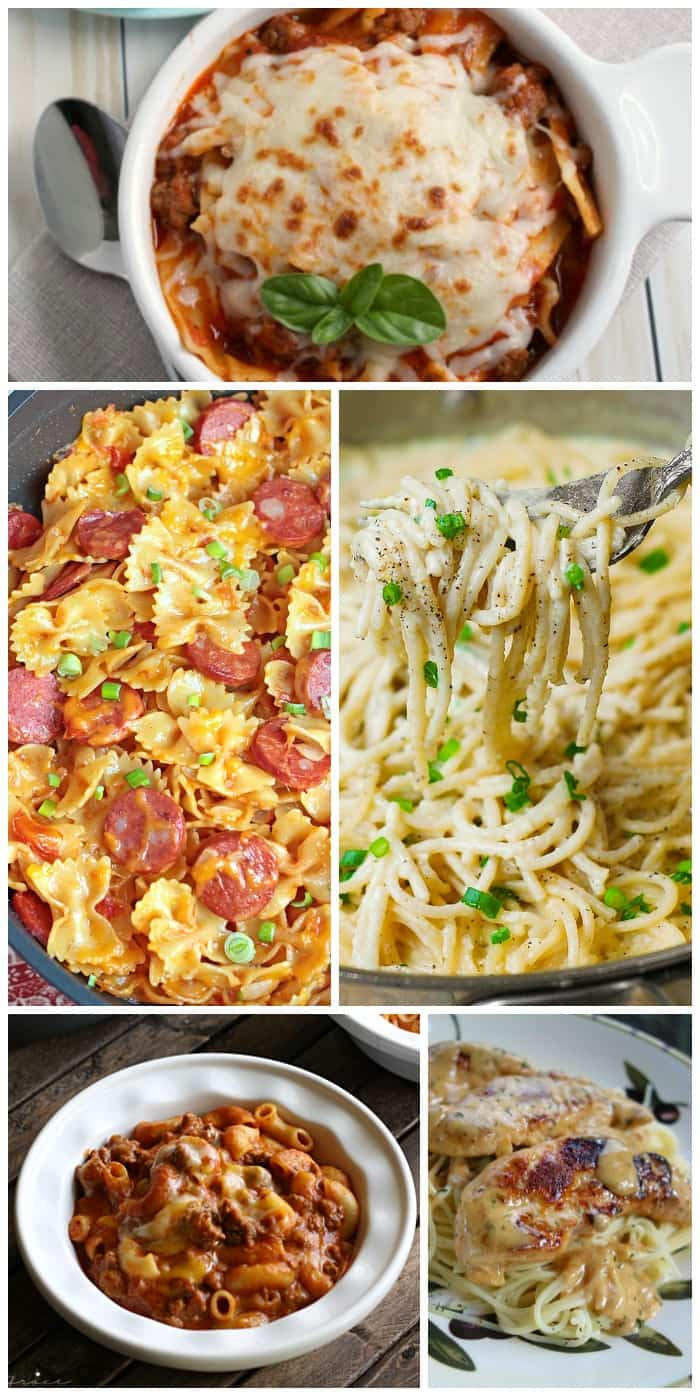 Simple Weeknight Dinners  My Favorite Things Inspiration and Dinner Ideas
