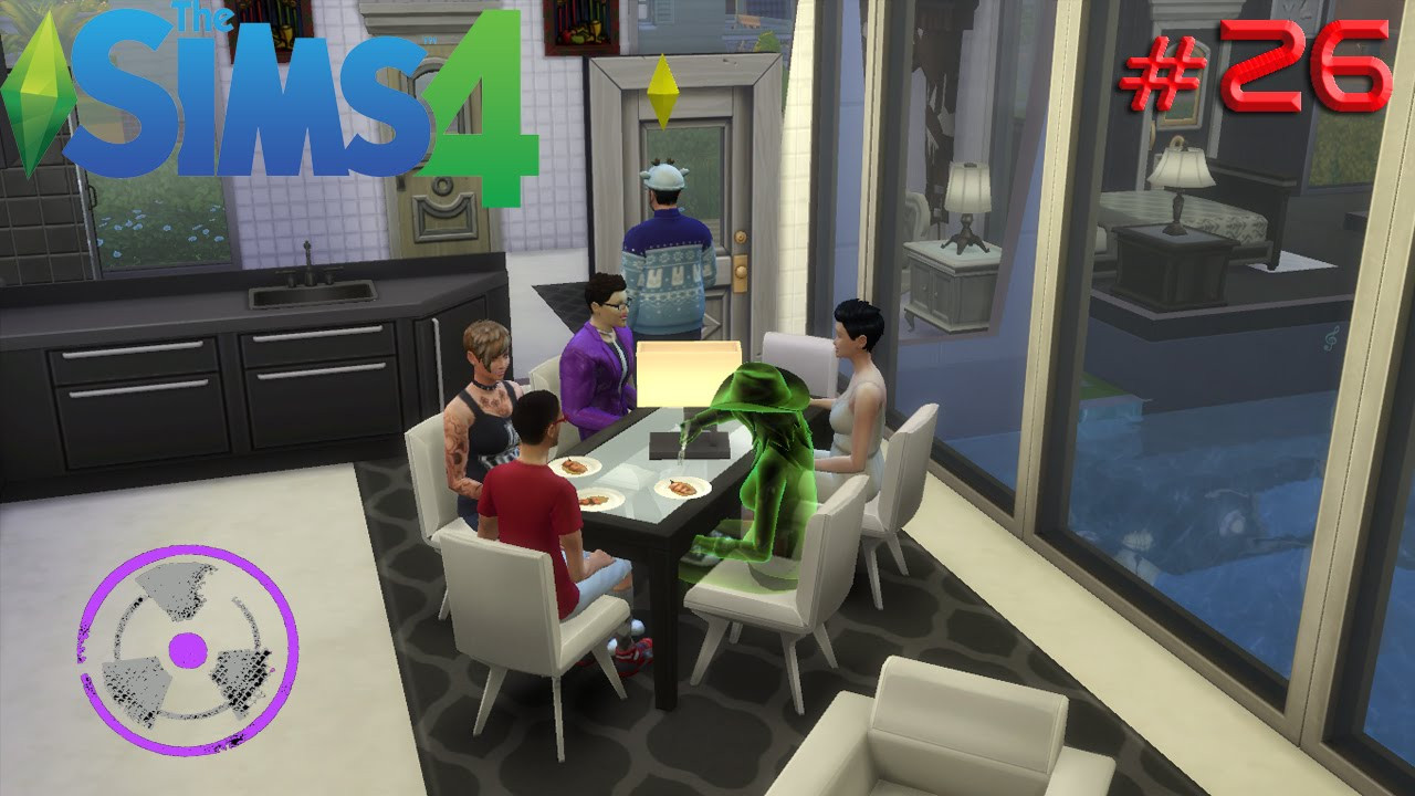 Sims 4 Dinner Party  The Sims 4 Part 26